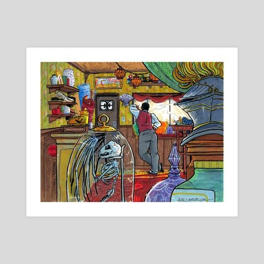 Curio Shop by Ashley McCammon