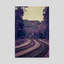 rails - Canvas by Cole Cremen