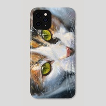 Obtutus - Phone Case by Chris Moult