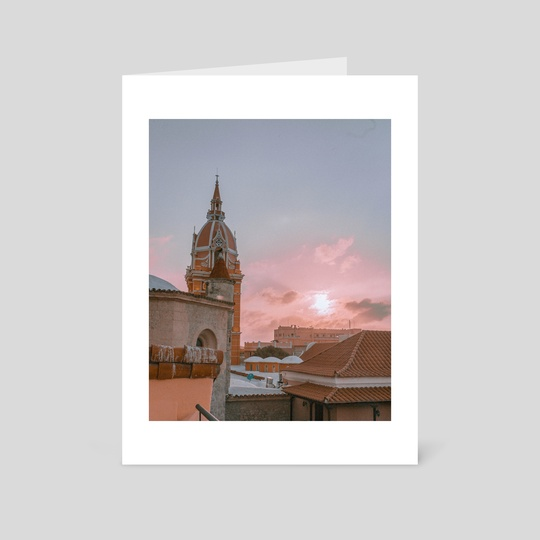 Cartagena 1.2 by Solmaz Saberi