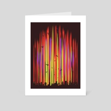 Borealis - Art Card by Robson Borges