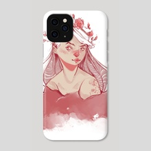 Pink Beauty - Phone Case by Angelica Fatourou