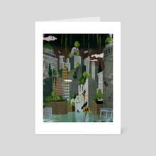 Apocalypse - Art Card by Adria Fruitos