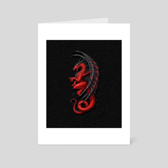 Master Dragon by Christos Karapanos