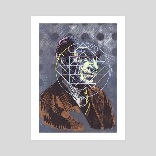 Frederic Bartlett by Kevin Storrar