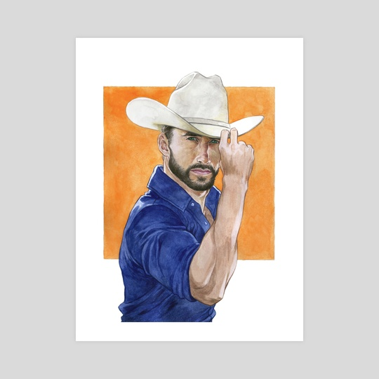 Howdy by Micael Lopes