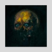 No skin. - Canvas by Nikolay Davidov