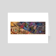 Day / Nigth - Art Card by Maethawee Chiraphong