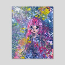 Enchantment - Acrylic by Tsuki Drops