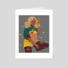 banana phone - Art Card by shocasky