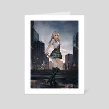 Stella Nox Fleuret - Art Card by Yueko