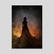Shade - Canvas by Eleni Tsami