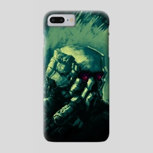Breath With Me - Phone Case by Anthony Aves