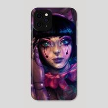 Party clown - Phone Case by Ira Florou