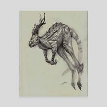 Lingahroo - Canvas by Bobby Rebholz