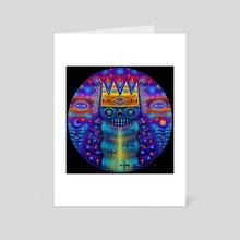 Joke of the king - Art Card by Vitaliy Ilin