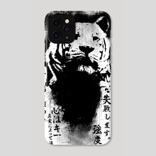 Strength and Honour - Phone Case by Cyncor Artworks
