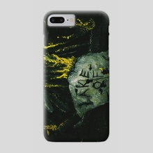 Lake Of tears - Phone Case by Mindaugas Mališauskas