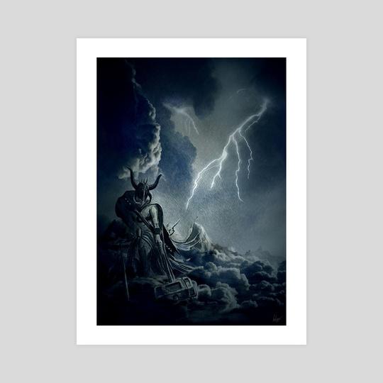 dark sky by Kersten Lochow