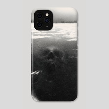 At the Heart of Winter - Phone Case by James Zapata