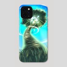 Tree - Phone Case by Juan Carlos Guzmán