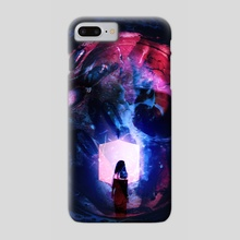 Luminotherapy - Phone Case by Julianne Taillon