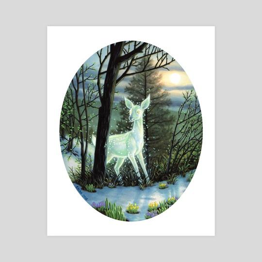 Spring Spirit by Elisabeth Alba
