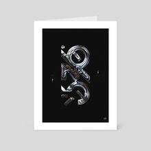 S76 - Art Card by 76 Studio