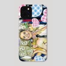 Becky Ann Leeman - Phone Case by Miriam Carothers