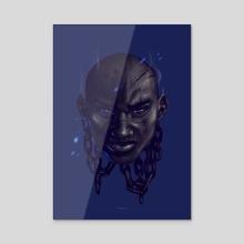 Ori Ogum - Acrylic by Draco Imagem