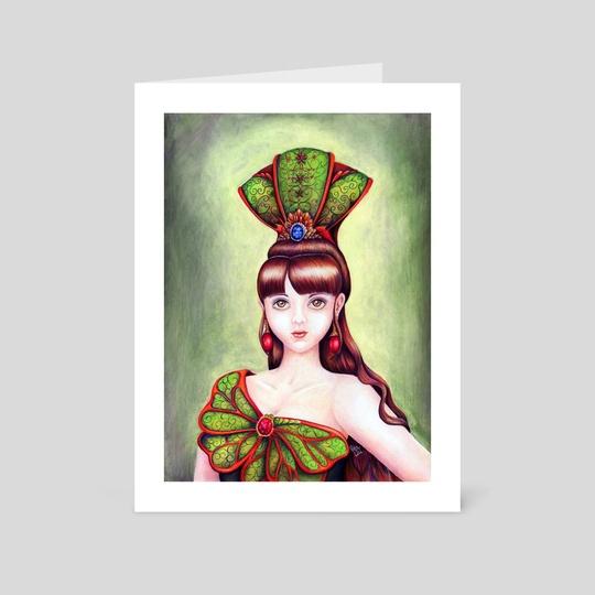 Lady Green by Rita Lai