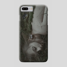 BE PART OF THE FOREST - Phone Case by Marta Bevacqua