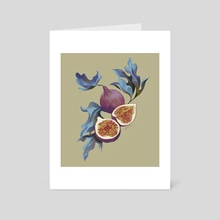 Figs - Art Card by ArtByGdai