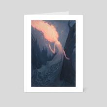 Yvaine - Art Card by jessica shirley