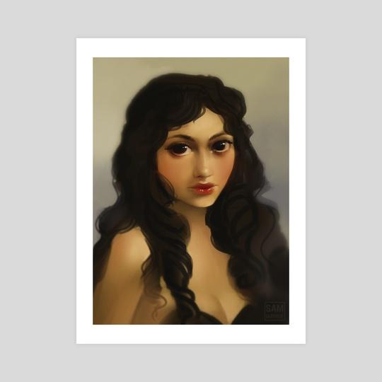Brown-Eyed Girl by Sam Gushue