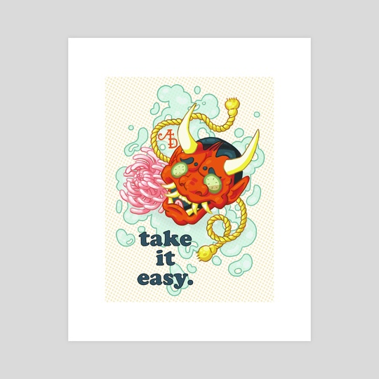 Take It Easy by Alyssa Dulay