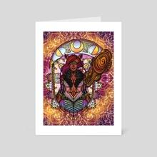 Reaper - Art Card by Haile Dietz