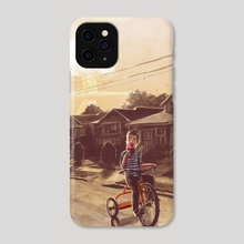 Just Another Day - Phone Case by Daniel Pagan