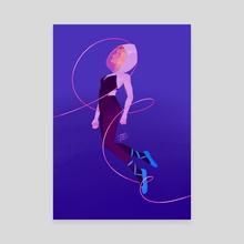 Leap of Faith - Canvas by Julienne 💕