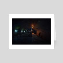 422 Underground - Art Card by Victor Gonzalez