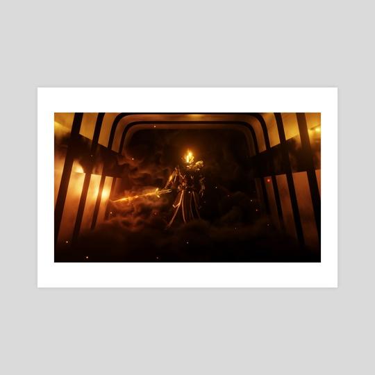 Dawnblade by Ohlac