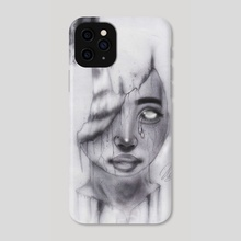 """Water Me""  - Phone Case by Ken Edwards"