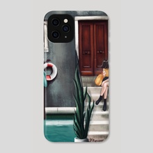 Alley - Phone Case by Haylie Mousseau