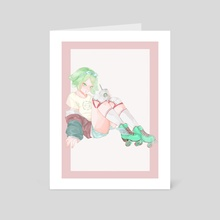 Phos - Art Card by uccellinomio