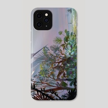 Aigret - Phone Case by Gabriel Gomez