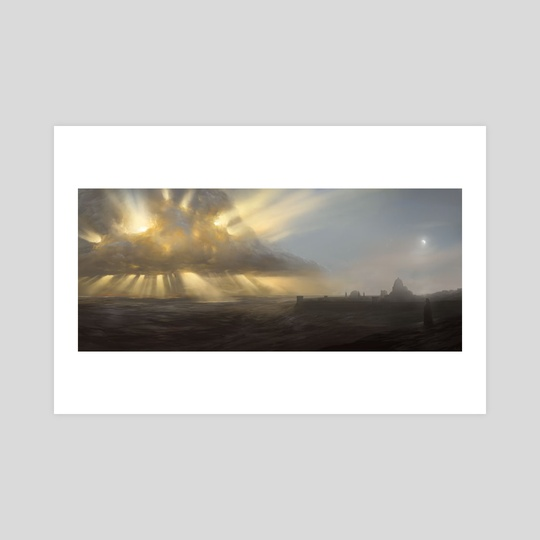 Hope of Glory by Noah Bradley