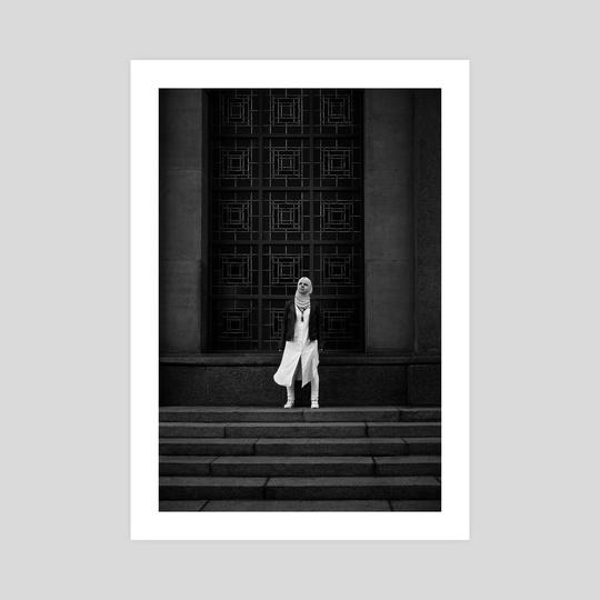 Stranger in Berlin - Hava II by Arteh Odjidja