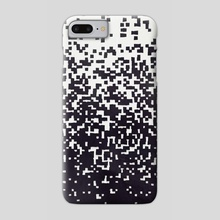 Fragmentation - Phone Case by Laszlo Aark