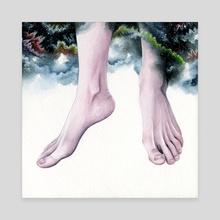 Heavenbound - Canvas by Sin Ribbon
