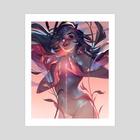 2 million - Art Print by Lois van Baarle